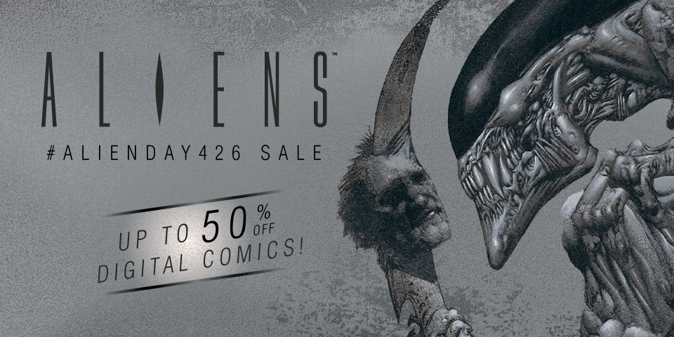 Aliens Day Sale