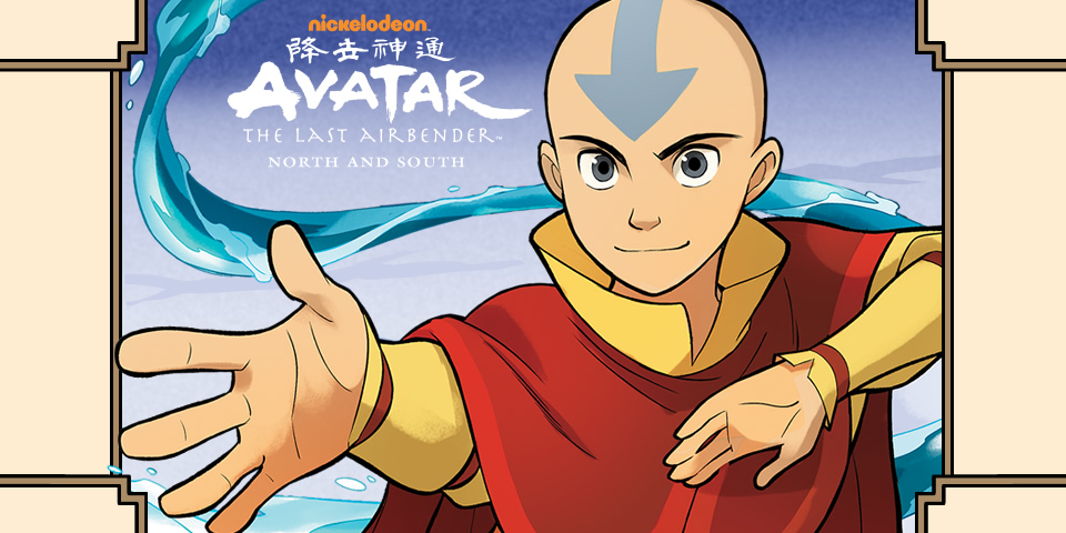 Avatar: The Last Airbender--North and South Part One TPB
