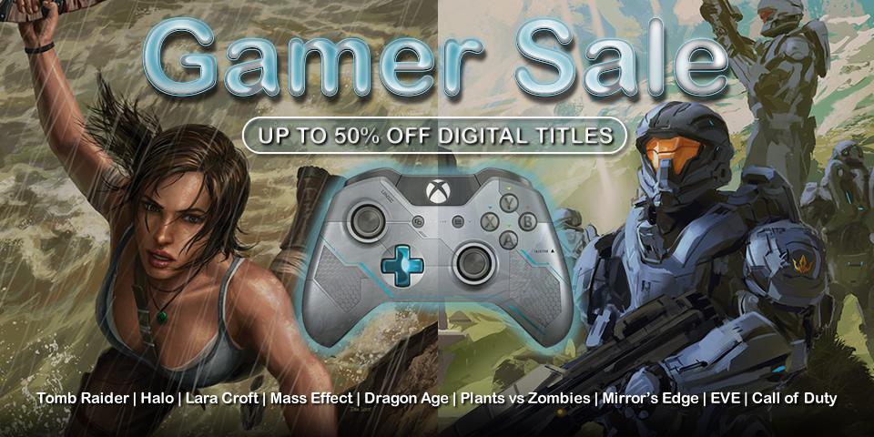 Gamer Sale