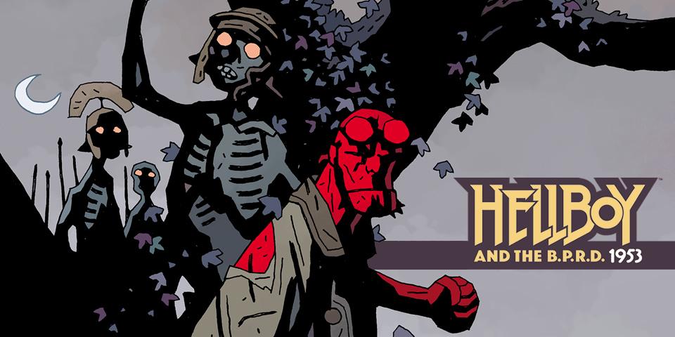 Hellboy & the B.P.R.D.:1953